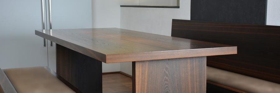 Interior Konfektion-Tisch und Bank